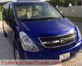 Ta vende van Hyundai h1 aña 2012, prome doño