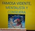 FAMOSA MENTALISTA VIDENTE Y CONSEJERA ESPIRITUAL