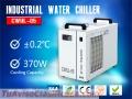 Pequeño enfriador de agua portátil para máquina de marcado láser UV